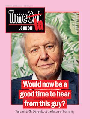 A picture of the Time Out Magazine